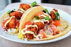 General Tso's Tacos