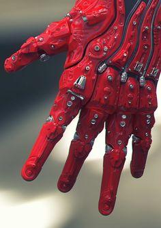 XCV_ARM CONCEPT by Cristiano Rinaldi, via Behance