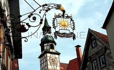 Historic centre of Waiblingen,Baden-Wuerttemberg,Germany,Europe photo