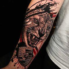 Trash Polka Tattoo, Dark Images, Original Tattoos, Tattoo Designs, Photoshop, Draw, Don't Worry, Sketch, Internet