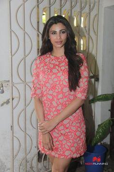 Daisy Shah at Savvy magazine cover launch