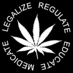 Legalize Marijuana ☮