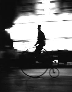 The Cyclist (Halloween Parade in Alliance, OH) MICHAEL PHILIP MANHEIM