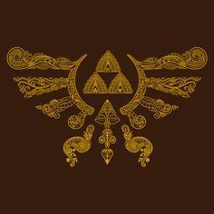 #zelda #henna #tshirt