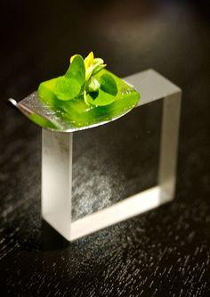 Molecular Gastronomy || Cucumber || Alinea