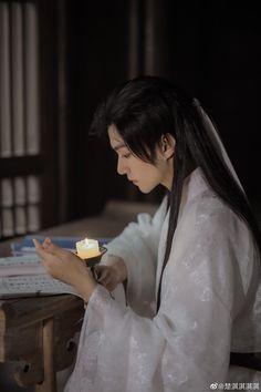 #Sở_Kì #Chu_Qi #楚淇 #Hanfu #model #cổ_trang #Hán_phục #coser #cosplay Chinese Boy, Chinese Style, Hanfu, Oriental, Korean Girl Fashion, Ancient China, Photo Projects, Chinese Culture, Male Beauty