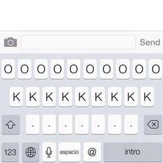 el teclado de los papas