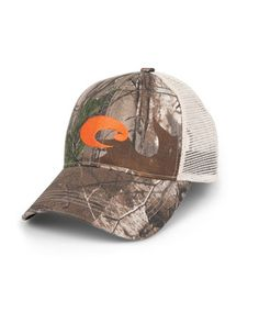 You ll never go wrong with this 6-panel trucker cap. Cotton and. Realtree  CamoOrange ... fd1170a5e32d
