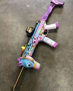 I want to hear the anti-gun deniers call this a scary assault weapon. Ninja Weapons, Weapons Guns, Guns And Ammo, Zombie Apocalypse Weapons, Airsoft Guns, Outdoor Activities For Adults, Pretty Knives, Armas Ninja, Custom Guns