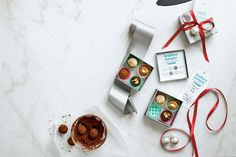 Party-Perfect Truffles: Pound Cake Truffles Sampler