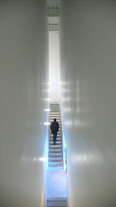 Stairs at New Museum /Designed by SANAA @Jacob McPherson Renquist Pillai Museum / New York by Kenzo*, via Flickr
