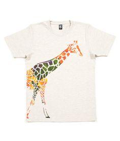 walking-giraffe-t-shirt-graniph