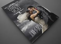 Personal Wedding Thank You Cards  Add Your by SheSheMcBride, $25.00