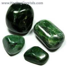 Green Jade is considered a stone of abundance, helping one to make a greater connection with the source. It also helps to bring the recognition and gratitude of the blessings that already exist in one's life. Meditating with Green Jade can enhance the flow of abundance through one's life as well, by releasing blockages and helping one to recognize that the universe is unlimited and there is no lack. Code HCPIN10 = 10% off your order at www.healingcrystals.com