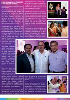 Inaugura Graco Ramírez ecosistema digital.