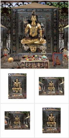 Lord Shiva Hindu Temple Collection on Zazzle. Enjoy the presence and power of Lord Shiva as you pray, meditate, or worship in a peaceful Hindu temple. Includes original artwork.