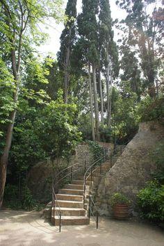 Jardins de la Tamarita - Barcelone (trouvé par hasard) #destinationbarcelone