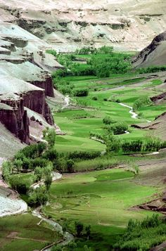 Bamiyan Valley | Afghanistan (by nordicshutter)