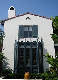 Beautiful Spanish Colonial Revival