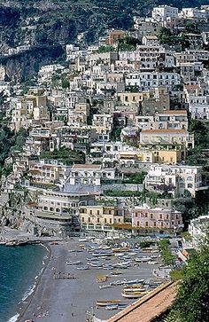 POSITANO - ITALY - EXPLORE #487 - Aug.19,2011 by GIO_CRIS, via Flickr