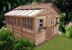 Outdoor Living Today | Sunshed 12x12 Garden Shed SSGS1212 | Sale