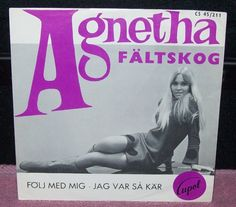 Agnetha debut single from 1967