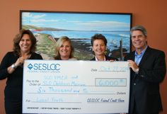 With the help of partner SESLOC Federal Credit Union, #Autoland was able to provide its second quarter charitable grant to two deserving organizations! Congrats to Children's Museum SLO and San Luis Obispo County YMCA.