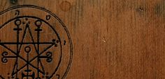 Sigils are magical spells developed and activated to achieve a specific, fairly well defined and often limited end.