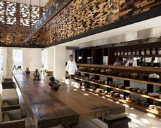 WOHA Architects :  Alila Villas Uluwatu : Bali : Royal Institute of British Architects International Award 2011
