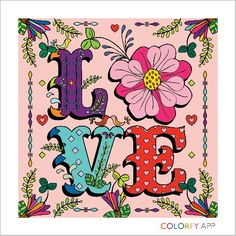 By @simmies87 ! Get inspired on Colorfy! http://colorfy.net/app #colorfy #colorfyapp #getinspired