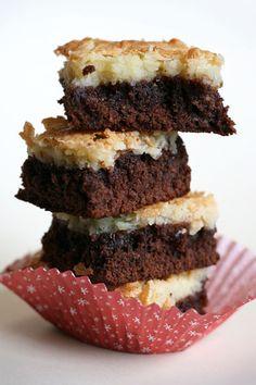 Cream Cheese Brownies by Bakerella, via Flickr