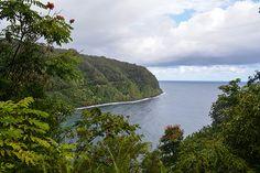 Road to Hana, Maui Hawaii