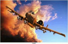 A-10 WARTHOG, without AMMO the Air Force would be just another airline