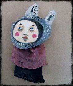 kleine Geister... von Galerie MIZUMI auf DaWanda.com