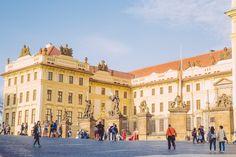 Chateau de Prague Week End, Louvre, Street View, Building, Travel, Visit Prague, Viajes, Buildings, Destinations