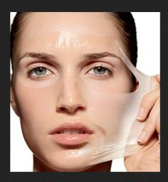 Gelatin Facial Mask by Nancy Welker - Learn how to get fit for life