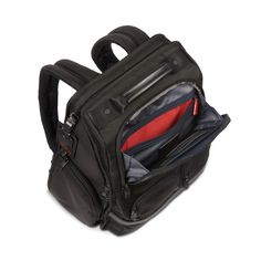 93237dcf7d3 This well-organized pack is ideal for business travelers, commuters and  students because it