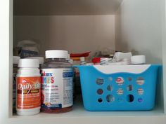 Spring Cleaning the Medicine Cupboard
