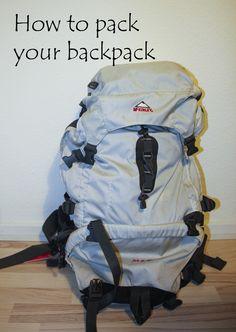 How to pack your backpack: http://aworldofbackpacking.com/uk/at-pakke-din-rygsaek/