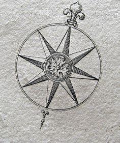 compass rose by daviddb, via Flickr