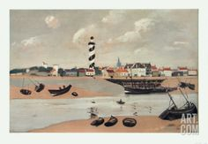 Gravelines Collectable Print by Andre Derain at Art.com
