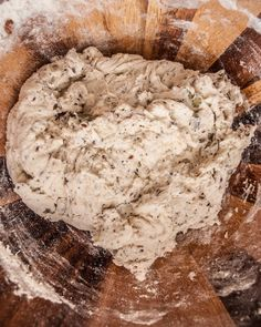 A few simple ingredients no experience required for most amazing and beautiful bread you've ever made. You will be delighted by how truly easy it is to make this heavenly chewy crispy crust no-knead seed bread. Seed Bread, No Knead Bread, Artisan Bread, No Bake Desserts, Baked Goods, Bread Recipes, Food Print, Meal Planning, Delish