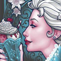 Ice Cream Queen by MedusaDollmaker