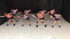 Coreografía de C'Mon de Ke$ha (Paso a Paso) / TKM