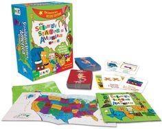 Scrambled States of America Game