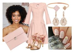 """""""Untitled #76"""" by lepuzzle on Polyvore featuring Alexander McQueen, Rupert Sanderson, Michael Kors and Suzanne Kalan"""
