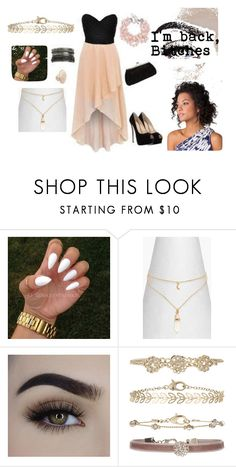 """""""Welcome Home Party"""" by tyson-033 ❤ liked on Polyvore featuring Boohoo and Accessorize"""