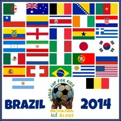 MKB World Cup for Kids: Wrap Up | Multicultural Kid Blogs