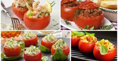 10 Pomodori ripieni per tutti i gusti: lasciatevi tentare!