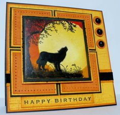 FS96, Howling at the Moon PR by kokirose - Cards and Paper Crafts at Splitcoaststampers